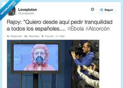 Enlace a El mensaje de tranquilidad de Rajoy vendría a ser esto, por @Lovepluton