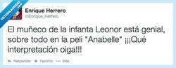 Enlace a Infanta de película... por @Enrique_Herrero