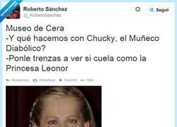 Enlace a Chucky de Borbón por @_RobertoSanchez