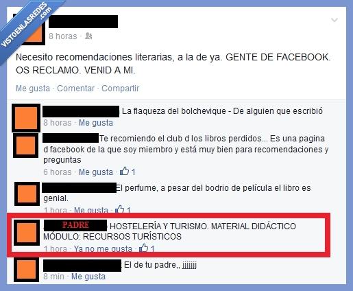 estudios,facebook,padre