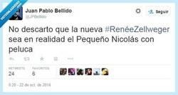 Enlace a El pequeño Nicolás sigue con su huída por @JPBellido