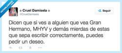 Enlace a Son gente especial, por @CruelDamisela