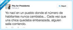 Enlace a El pueblo más estable, por @pitusa_b