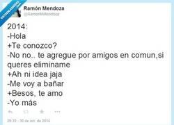 Enlace a Amor en tiempos de internet por @RamonMMendoza
