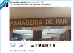 Enlace a Panadería de pan donde se venden panes de pan por @ReaccionesESP