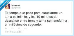 Enlace a El tiempo es relativo por @virgirusillo