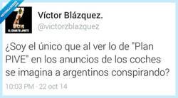 Enlace a Plan PIVE, la realidad no contada por @victorblazquez