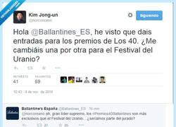 Enlace a Pues yo aún no sé a qué festival ir por @norcoreano y @ballantines_es