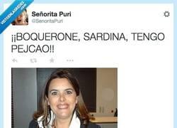 Enlace a Soraya, la pescadera del barrio por @SenoritaPuri