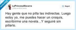 Enlace a Indirectas... muy directas por @Macarradecuento