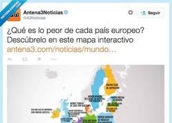 Enlace a En Dinamarca sí que tienen problemas según @A3Noticias