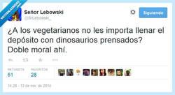 Enlace a Qué hipocresía y falta de respeto... por @SrLebowski_