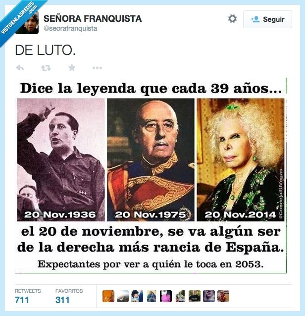 cayetana de alba,cuenta,derecha,duquesa de alba,española,franco,leyenda,morir,muerte,muerto,primo de ribera,rancia,señora