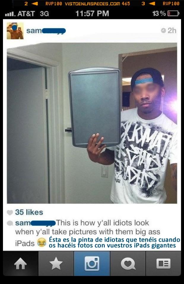autofoto,bandeja,chico,espejo,foto,ipad,negro,selfie