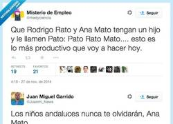Enlace a Twitter está que arde con la dimisión de Ana Mato... ¡por fin!