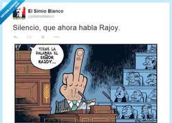 Enlace a Silencio, que ahora habla Rajoy por @elsimioblanco