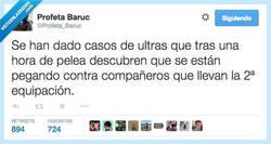 Enlace a Paladines de la inteligencia no vienen a ser por @Profeta_Baruc
