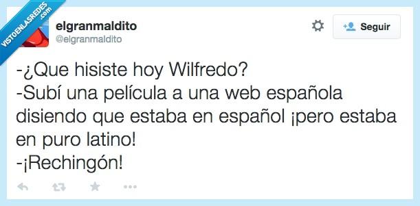 doblaje,entrar,española,hacer,hiciste,hoy,latino,puro,rechingon,web