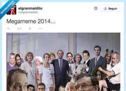 Enlace a Así podríamos resumor el año por @elgranmaldito