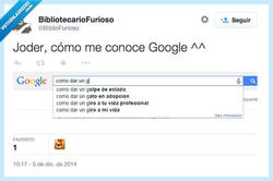 Enlace a ¡Sesienten, connnnnnniiiiiio! por @BiblioFurioso