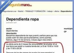 Enlace a ¿Alguna chica en Madrid interesada en trabajar como esclava?