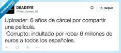 Enlace a Se nota que la justicia española funciona por @Fran_Ismael_95