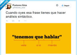 Enlace a ¡Aprobado con matrícula! por @Postureo_Ibiza