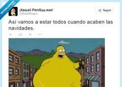 Enlace a Da igual lo que hagáis, en enero seréis todos unos obesos por @RodriShogun