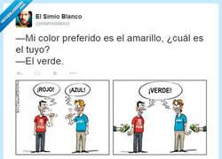 Enlace a El color de mi ideología por @elsimioblanco