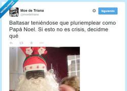 Enlace a Si un blanco puede hacer de Baltasar... ¡yo puedo hacer de papá Noel! por @moedetriana
