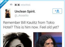 Enlace a Qué cambio ha pegado el de Tokio Hotel por @_Araselio