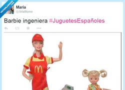 Enlace a Juguetes españoles, algo diferentes por @SrtaBlume