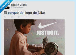 Enlace a Ahora entiendo el logo de Nike por @TiburonGoblin