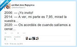 Enlace a Crisis económica tomada con humor y resignación por @MariAnoRajoy12