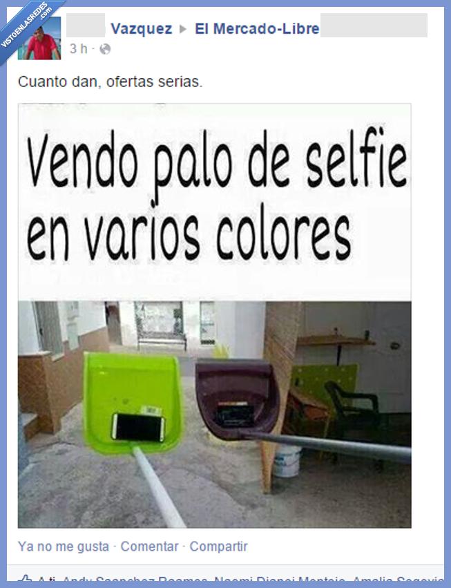 moda,nuevo palo para selfie,recogedor,Selfie,son de varios colores