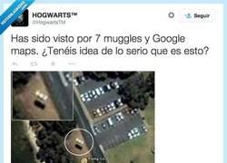 Enlace a Ron, Harry, os han pillado por @HogwartsTM