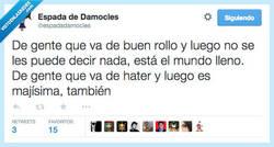Enlace a Los que sonríen, ésos son los peores por @espadadamocles