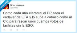 Enlace a El PP como siempre, por @cunetita