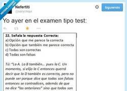 Enlace a Momentos de duda en los exámenes tipo test @sarychiqui
