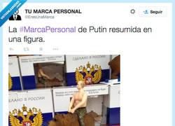 Enlace a Putin ya tiene su propia figura de acción por @EresUnaMarca