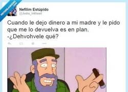 Enlace a Mi madre es Castro en secreto, lo sé por @Joshu_Inkheart