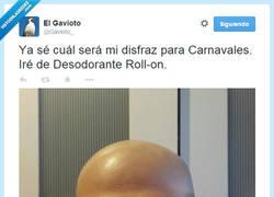 Enlace a Ya tengo disfraz para este Carnaval por @Gavioto_