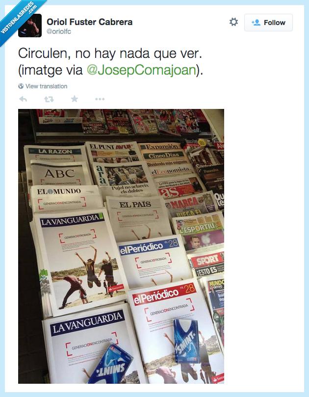 Banco Santander,la vanguardia,mundo,noticia,pais,periodico,portada,publicidad
