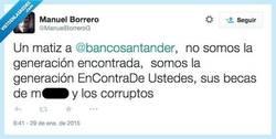 Enlace a Generación encontrada no, más bien... por @ManuelBorreroG