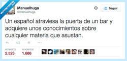 Enlace a De golpe nos volvemos todos expertos en todo por @manuelhuga