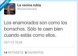 Enlace a Se acerca San Valentín y... por @lavecinarubia