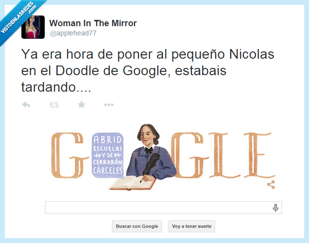 doodle,Francisco Nicolas,google,nicolas,pequeño
