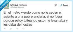 Enlace a Maldita sociedad irrespetuosa... por @Enrique_Herrero