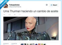 Enlace a Terminator se ha buscado una nueva novia @SoyTuFanFriends