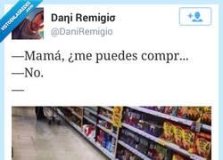Enlace a Puedo sentir la desesperación de la madre desde aquí por @daniremigio
